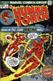 Human Torch (1974 Series)